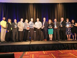 METRO presented seven operators and their supplier partners with this year's Innovative...