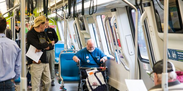 Public transit agencies need to provide accessibility advocates information, training and...