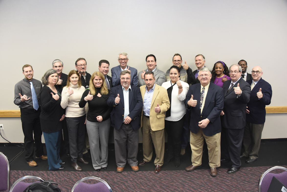 All of ABA's groups met, including its Bus Industry Safety Council. KRR Photography