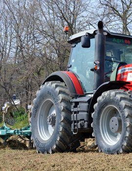 2019 U.S. Farm/Ag Tire Market Charts
