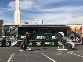 BKT Will Bring Tires, Monster Jam Experience To SEMA