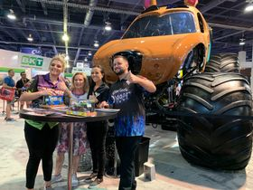 BKT Extends Monster Jam Sponsorship