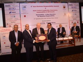 BKT's Poddar Named 'Best Transformational Leader'