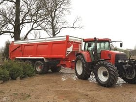 BKT Designs New Range for Farming Trailers