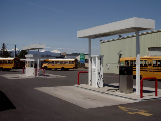 Oregon fleet sees success with propane in cold weather