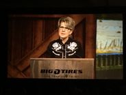 Kim McBee, vice president of marketing and advertising for Big O Tires, says 2017 was the fifth...