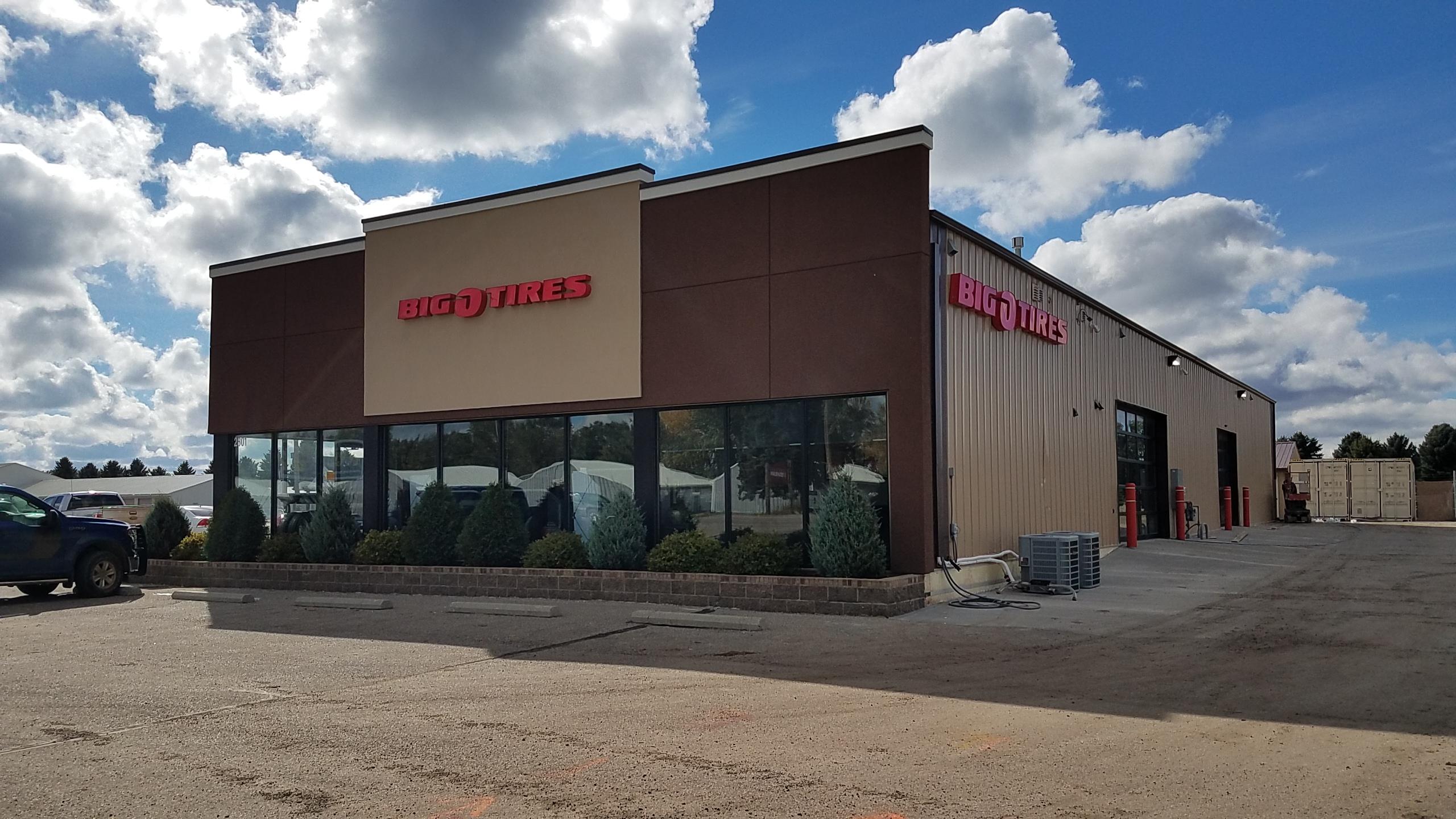 Big O Adds Store in North Dakota