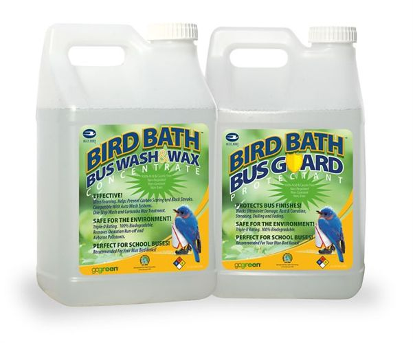 Blue Bird offers new cleaning line for buses