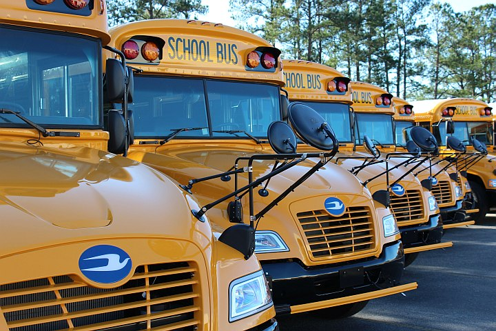 Blue Bird Offers School Bus Disinfection Guide