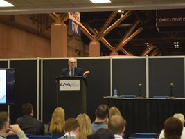Lancer Insurance's Bob Crescenzo spoke about recruiting and hiring motorcoach drivers.