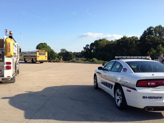 Police investigate bomb threat on school bus