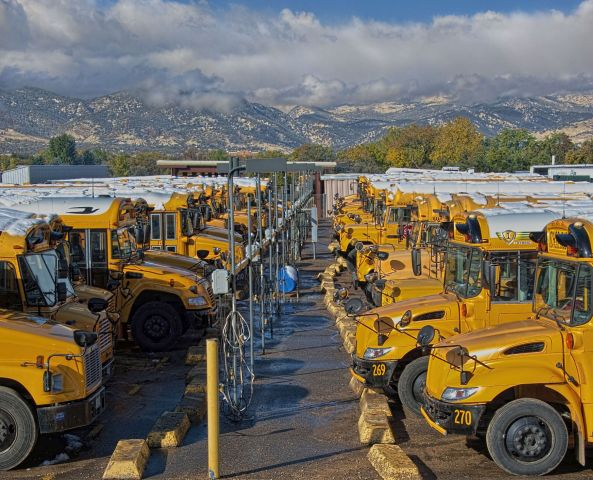 California Agency Offers $94 Million for Alternative-Fuel School Buses