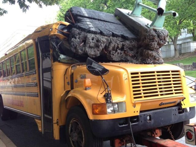 Associations asked union not to misuse school bus in campaign