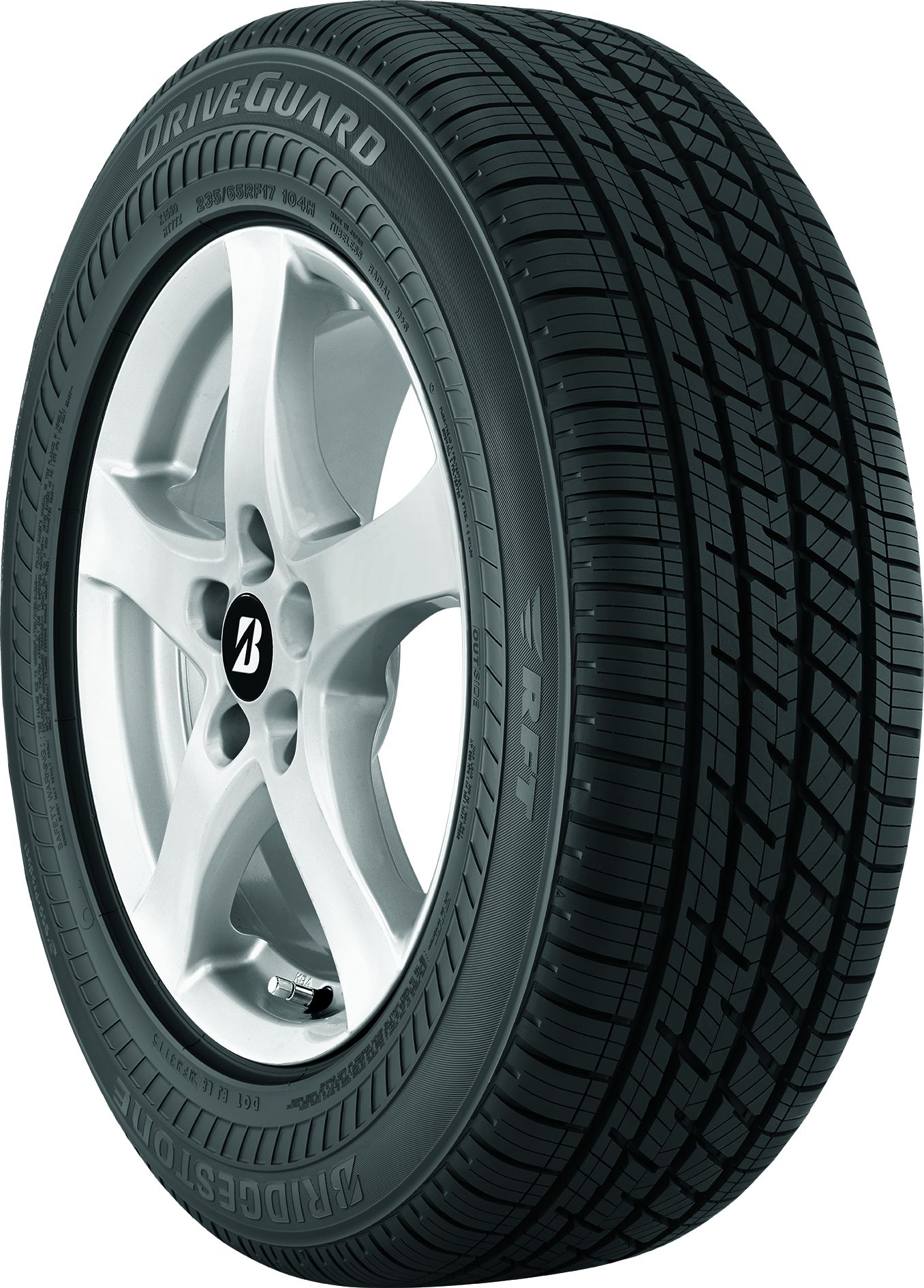 Bridgestone's DriveGuard Is Safe to Drive After A Flat