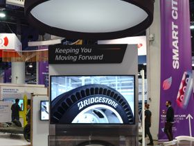 "MTD Exclusive: An Up-Close Look at Bridgestone's ""Air-Free"" Tire"