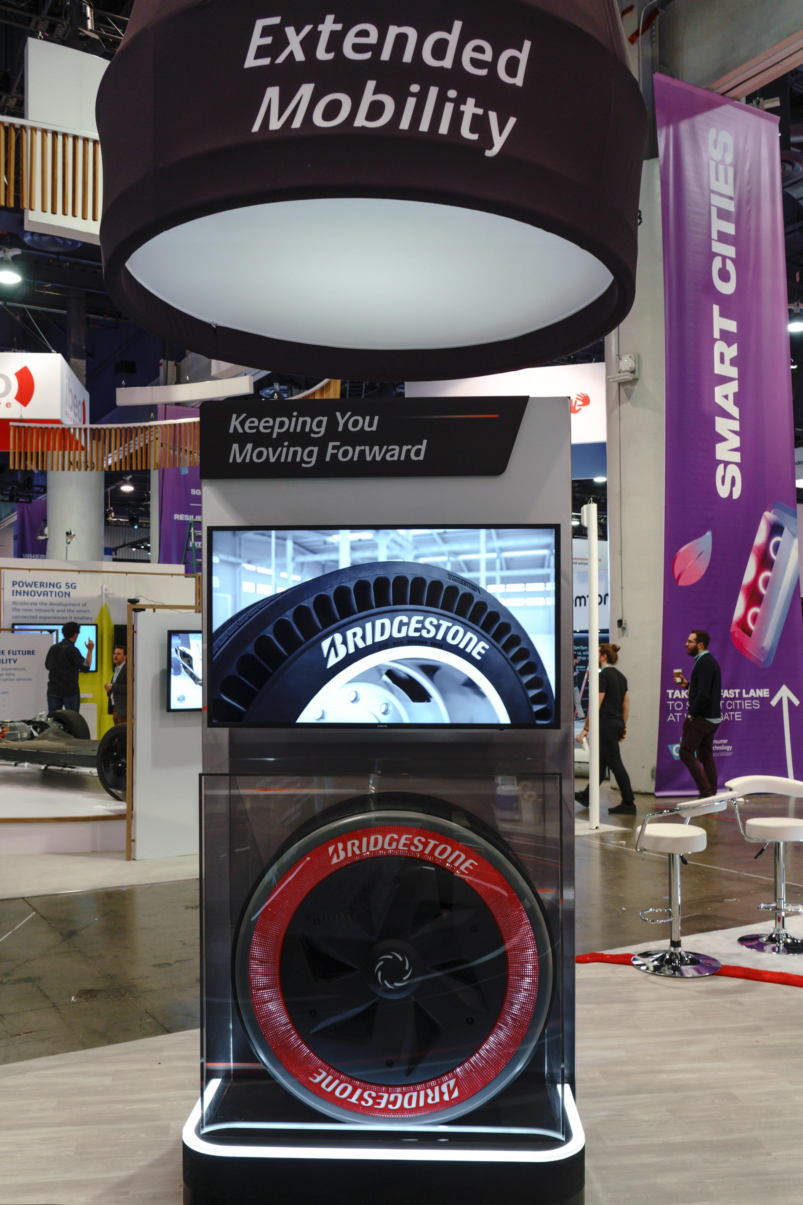 MTD Exclusive: An Up-Close Look at Bridgestone's