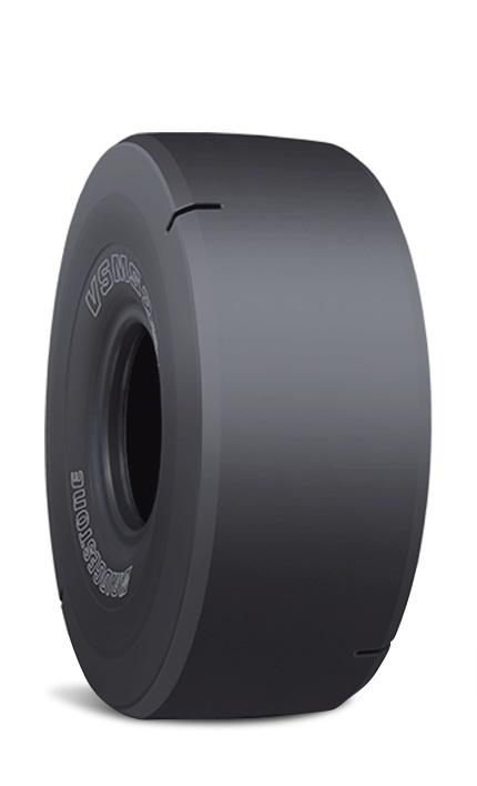 Bridgestone Adds Size to Underground Mining Tire