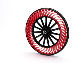 Bridgestone to Demonstrate Airless Tire, Proactive Technology