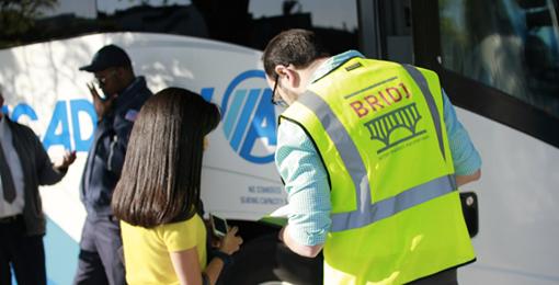 Bridj: Better Transit. For Everyone.