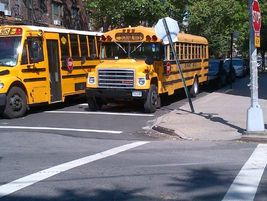 This photo of a 1988 International school bus was submitted by David Schwartz of Schwartz Buses...