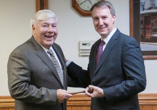 CFO Graham appointed president of rail supplier Brookville