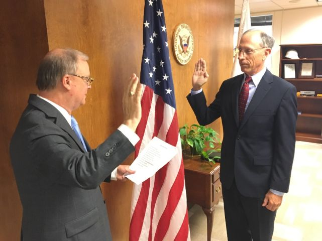 New Vice Chairman Sworn In for National Transportation Safety Board