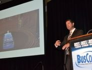 """This year's Keynote Address, """"How Connected/Autonomous Vehicle Technology will Impact..."""