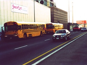 NASDPTS is conducting a nationwide survey to determine how many motorists illegally pass stopped school buses.