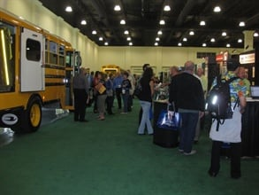 Nearly 40 industry suppliers exhibited at the conference's vendor show. Outgoing CASTO President Pam McDonald said about 300 people attended this year's conference and vendor show.