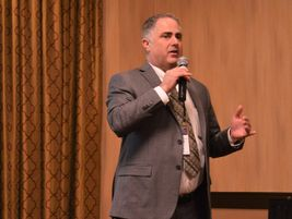 Matt Sanchez, the district's transportation director, also emphasized the need for clear,...