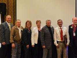 The association's Lifelong Member Award, CASTO's highest honor, was presented to formerCASTO...