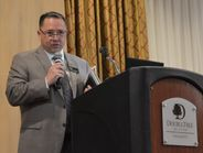 Tony Peregrina, president of CASTO, welcomed attendees and recognized the longest-standing...