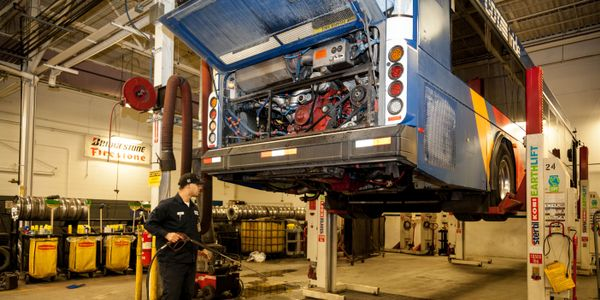 Lacking a national effort to help recruit bus technicians to transit, agencies are left to their...