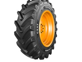 CEAT Targets High-Power Tractors with New Ag Tire Line