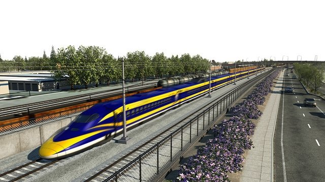 Two-thirds of Americans likely to use HSR if available, survey says