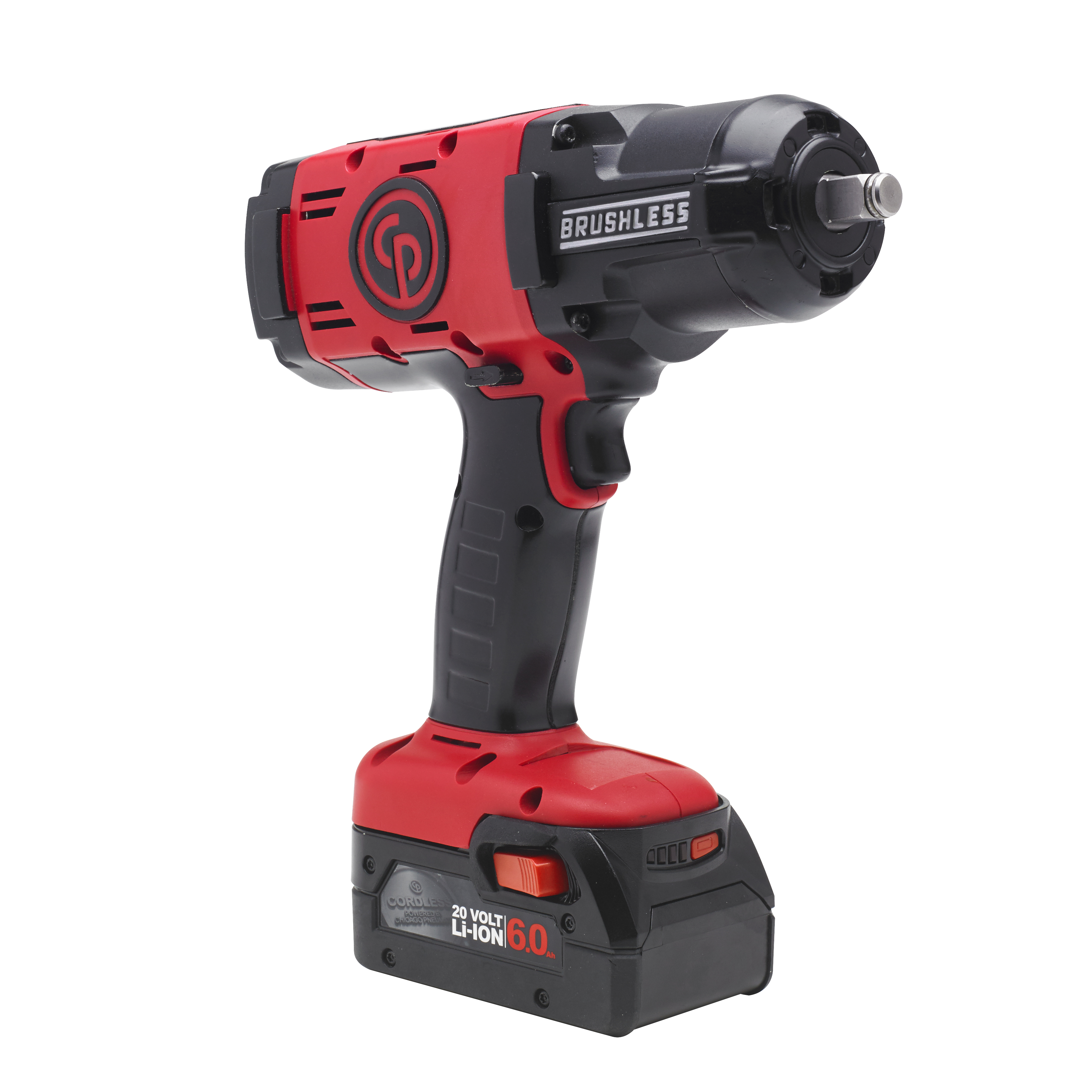 New CP Cordless Impact Wrench Has Two Shut-Off Positions