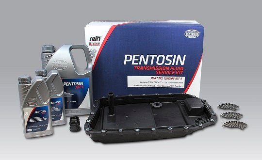 Pentosin Transmission Fluid Service Kits Are Available for European Makes