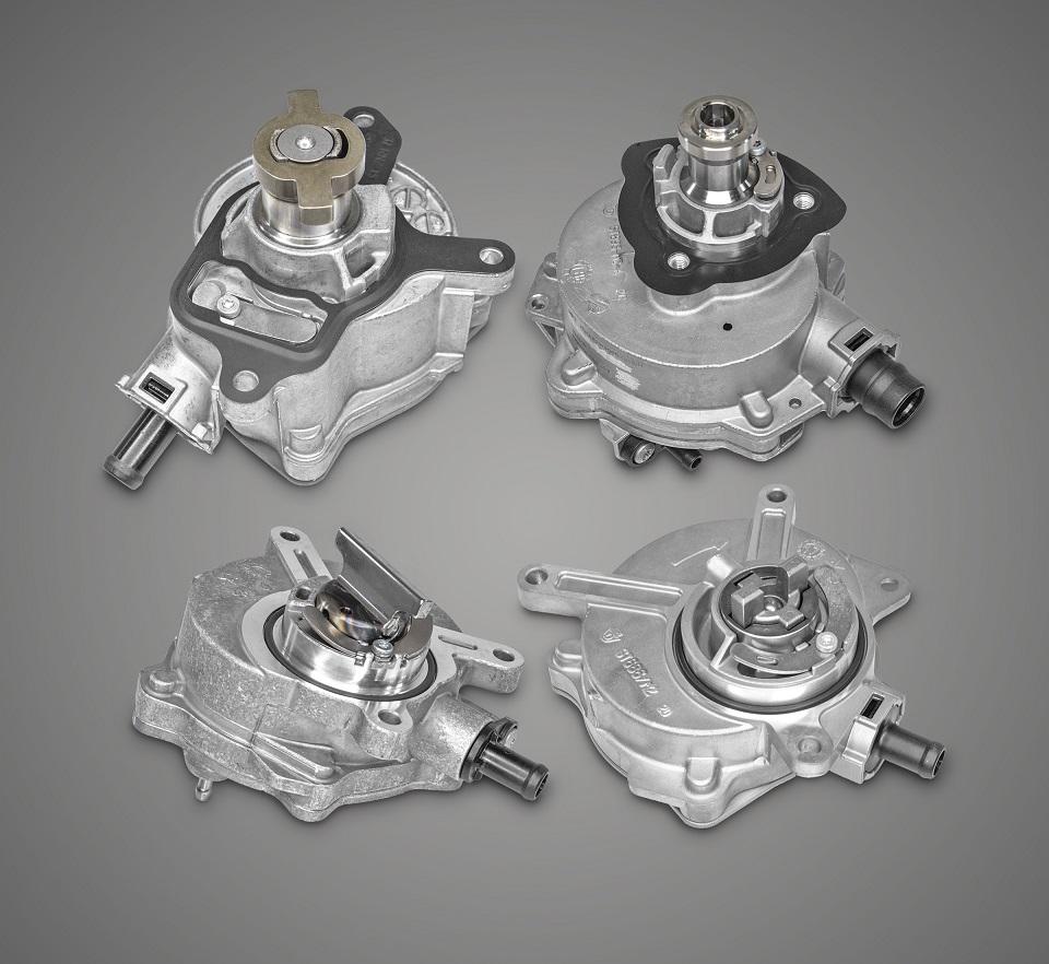 CRP Has New Rein Brake Vacuum Pumps for European Makes