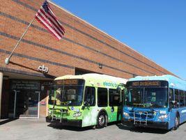 No. 8 Chicago Transit Authority