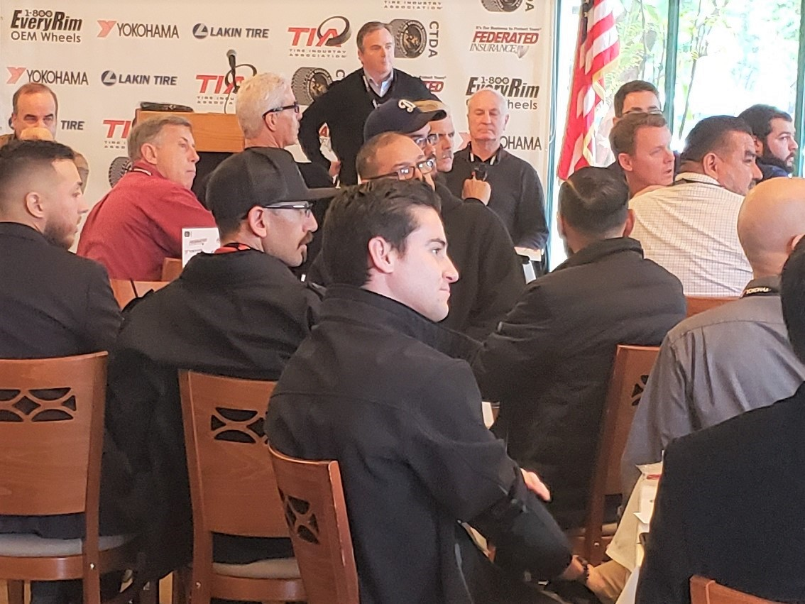 California Tire Dealers Association to Host Luncheon