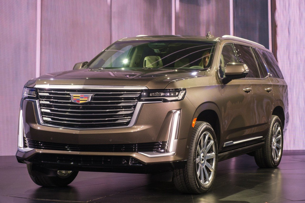 All-Electric Cadillac Escalade Coming By 2025