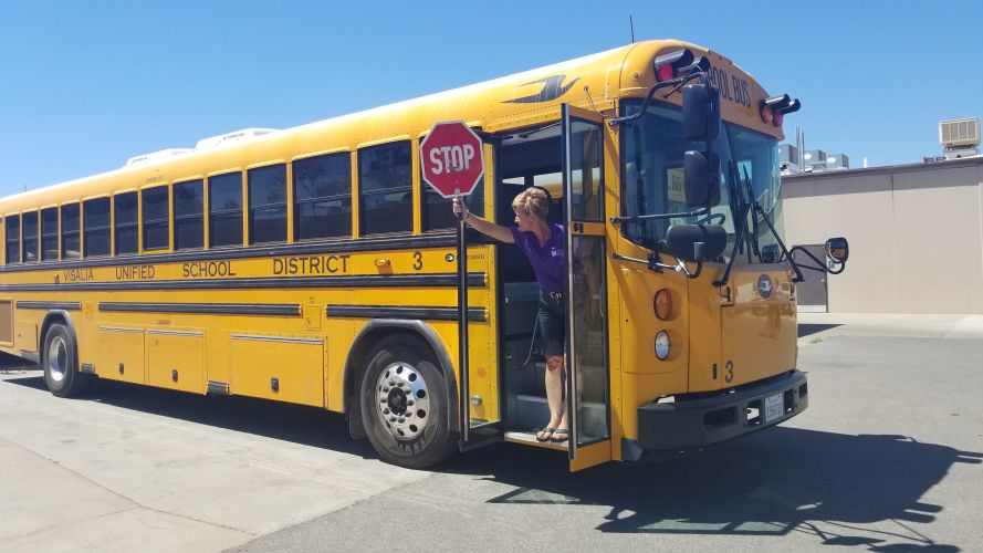 PHOTOS: California Loading, Unloading Safety