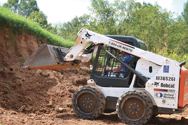A Solid Favorite: Users Prefer Solid Tires for Skid Steers and Telehandlers