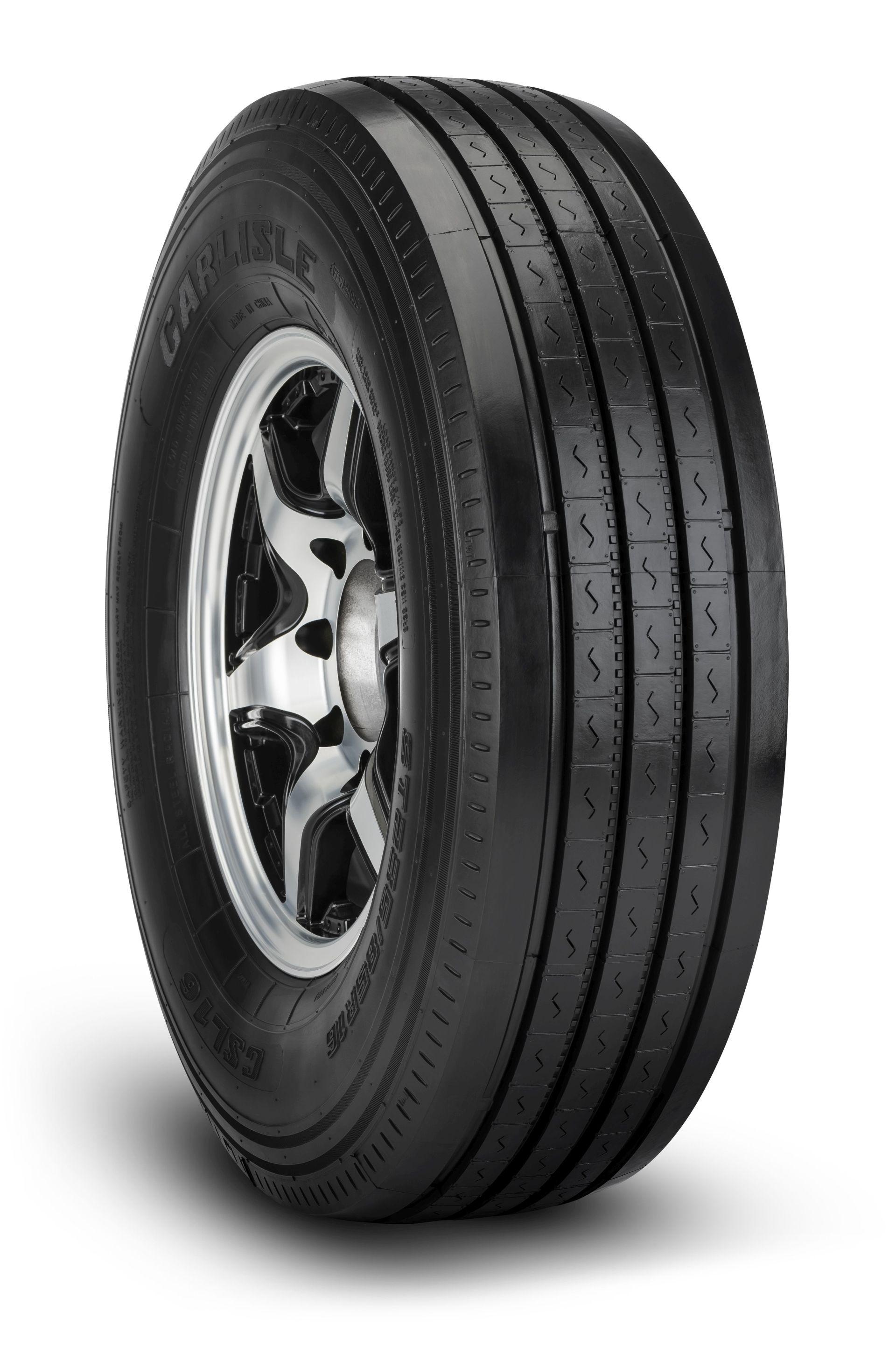 Carlstar Has a New All-Steel Radial Trailer Tire