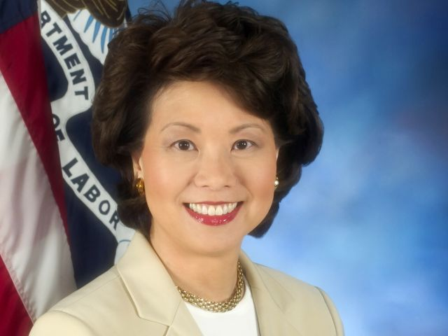 Elaine Chao Confirmed as U.S. Transportation Secretary