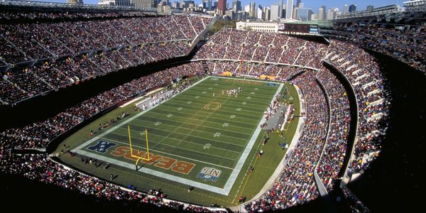 Soldier Field. (C) City of Chicago.