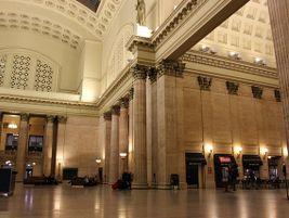 Chicago Union Station Great Hall - Photo: harleypeddie - 2013 - Flickr
