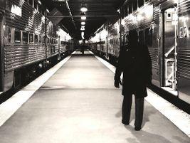 Chicago Union Station platform - Photo: Kevin Walsh - 2008 - Flickr