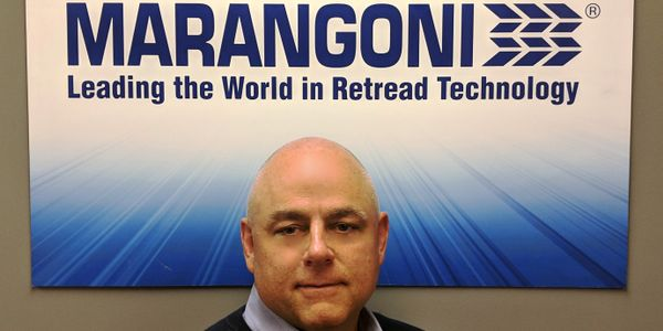 Clif Armstrong, president and CEO of Marangoni Tread North America Inc.