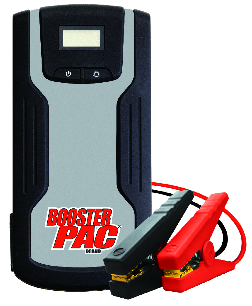 Clore Adds 12-Volt Jump Starter to Booster Pac Line